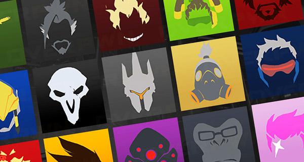 datamining overwatch : des avatars de vos heros preferes