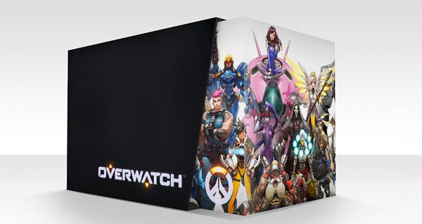 overwatch : les editions collector en precommande sur amazon us