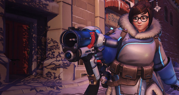 nouvelle vague d'invitations a la beta d'overwatch