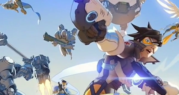 overwatch : week-end de beta test du 20 au 23 novembre