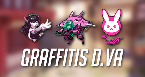 les graffitis de d.va datamines
