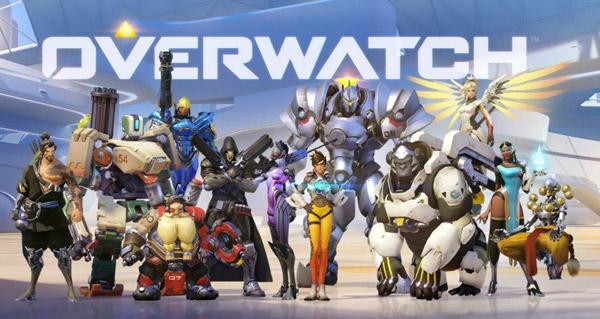 overwatch : heros,