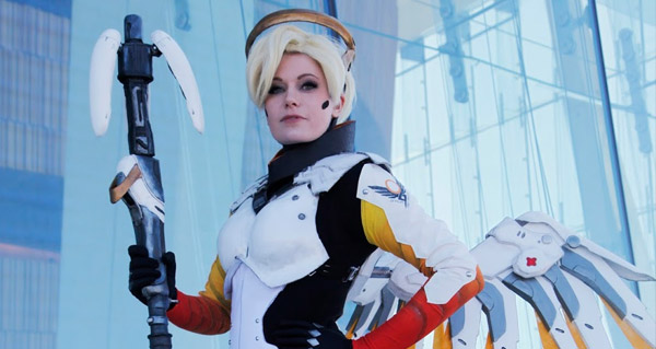 le cosplay d'ange par chrix design