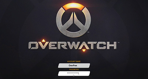 interface, controller et gamepad : premieres images d'overwatch