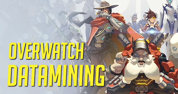 datamining overwatch : guildes, progressions, hauts-faits