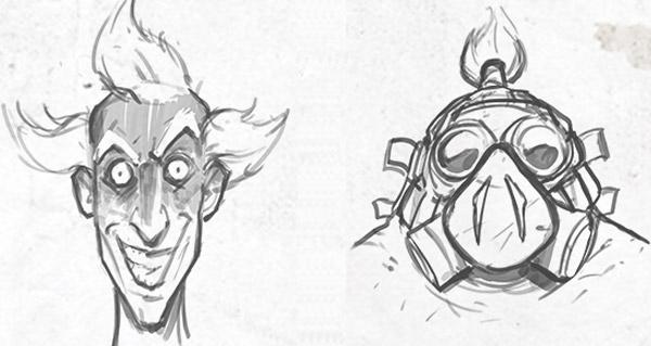 un teasing pour deux nouveaux personnages overwatch