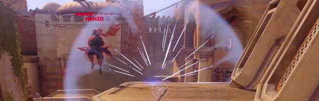 La conflagration permet de repousser violemment les ennemis
