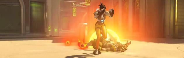 Chacal lance des grenades dégoupillées à sa mort qui infligent des dégâts