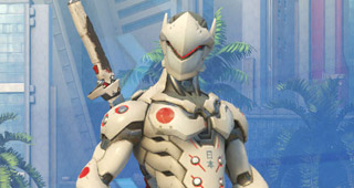 how to get the genji nihon skin