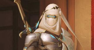 Skin légendaire Genji Nomad
