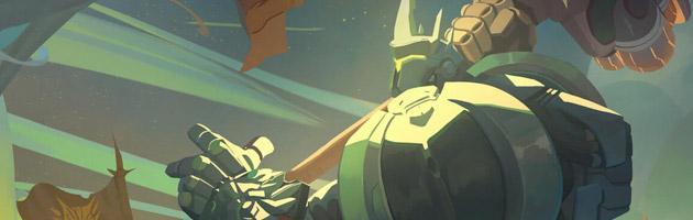 Second mini-comic en ligne : Reinhardt, le chasseur de dragons