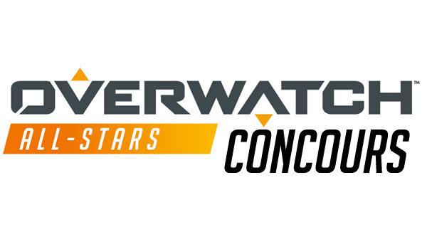 concours : gagnez des places pour l'overwatch all-stars a paris !