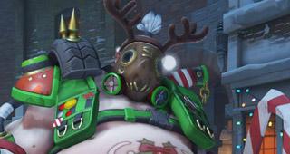 Skin épique Rudolphe