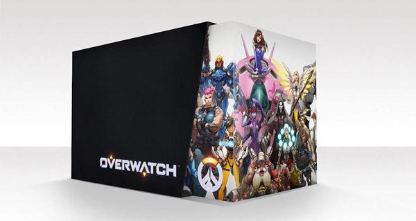 promotions sur les coffrets collector pc overwatch