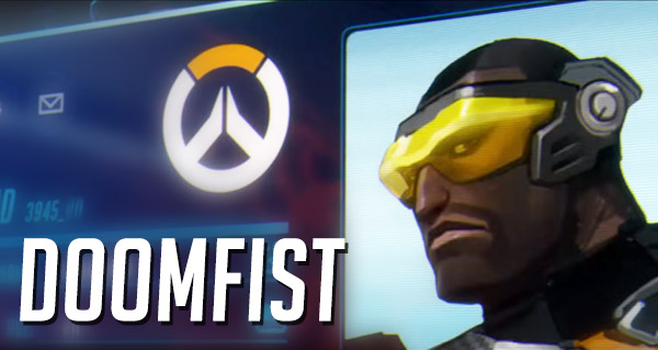doomfist : prochain heros overwatch ?