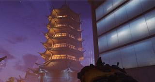 La carte tour de Lijiang