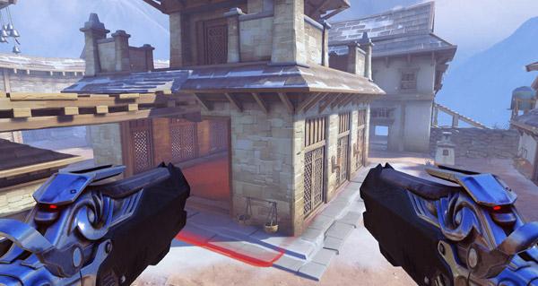 mode controle : nouveau mode de jeu d'overwatch