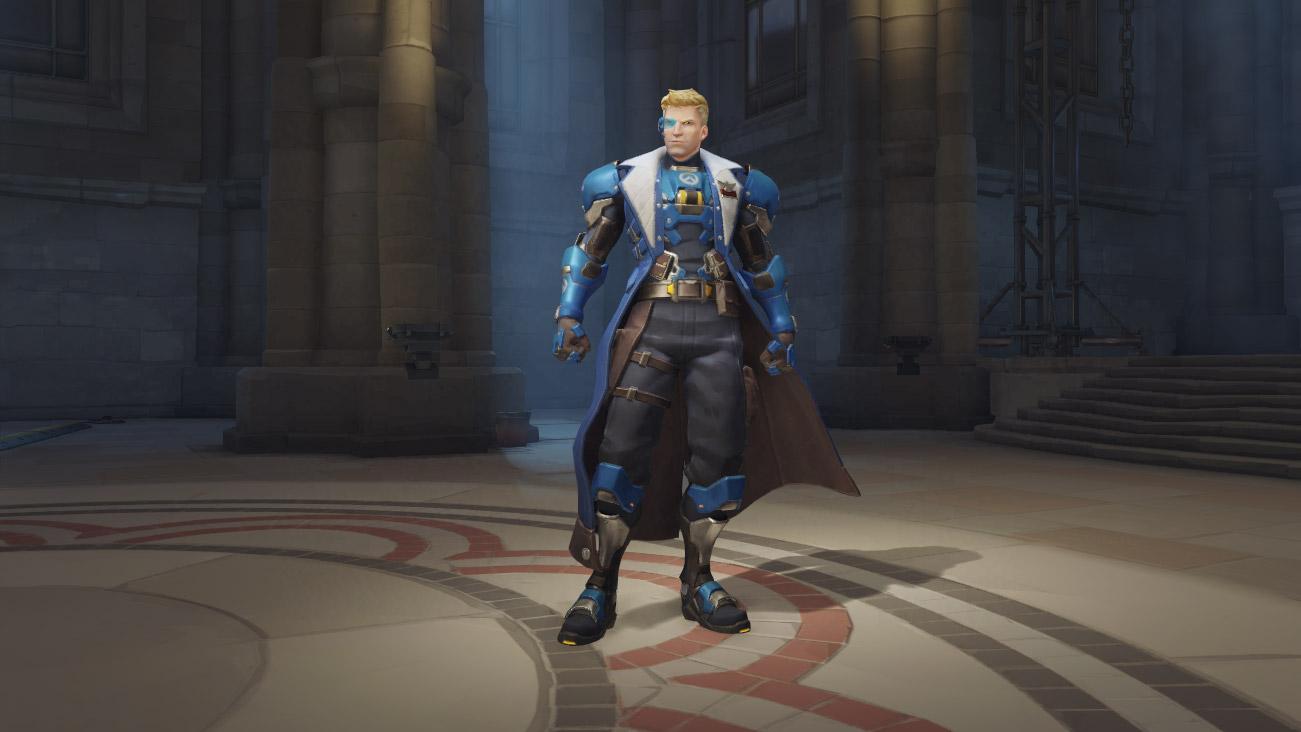 Skin Soldat 76 Commandant Morrison (Édition Origin)