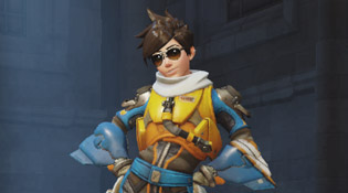 Skin Tracer Pilote du sillage (Édition Origin)