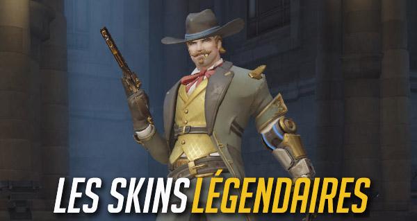 overwatch : les skins legendaires en images