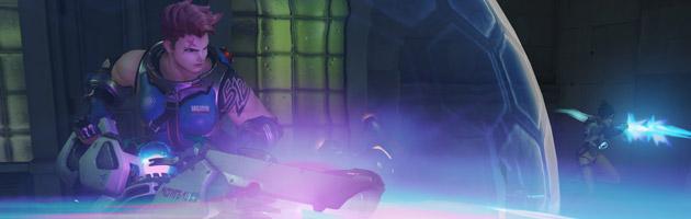 Zarya se protège des attaques ennemis tout en augmentant ses dégâts