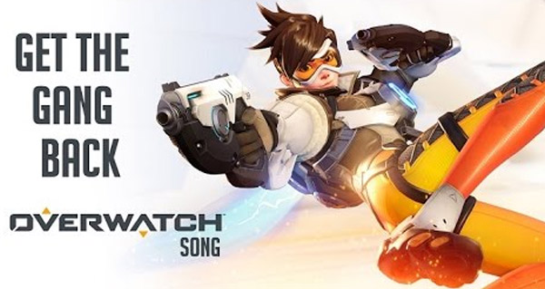 get the gang back inspire d'overwatch par miracle of sound
