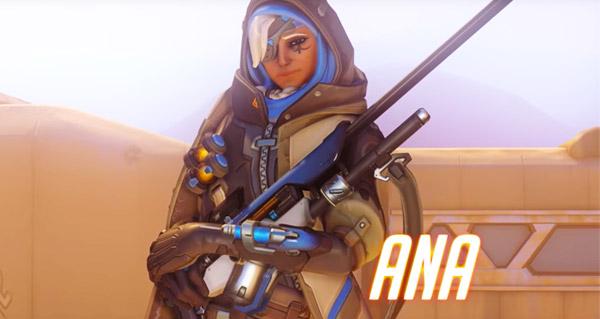 ana  heros overwatch