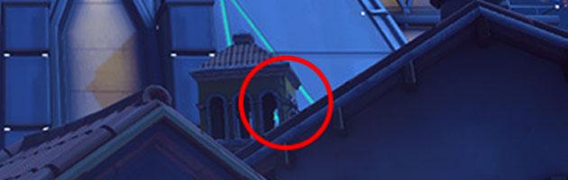 Quelle est cette silhouette sur les toits de Dorado ?
