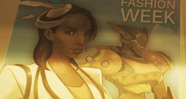 overwatch : un potentiel nouveau heros decouvert ?