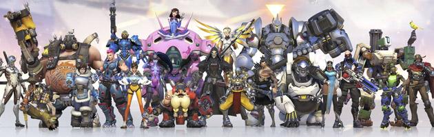 Dans Overwatch, vous pouvez incarner les différents héros afin de prendre part au combat