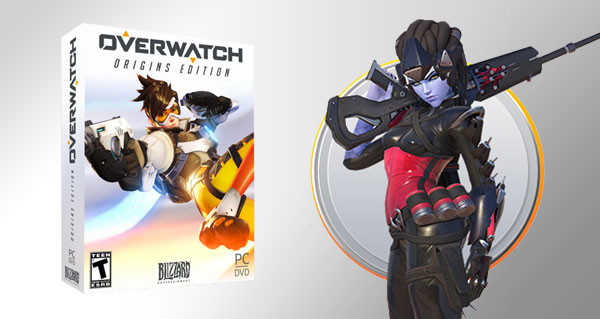 concours twitter : 2 editions overwatch origins a gagner