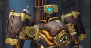 Skin Bastion Steampunk