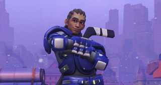 Skin Lúcio Hockey