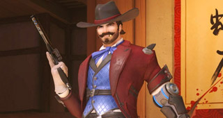 Skin McCree Saloon