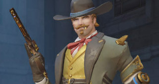 Skin McCree Flambeur