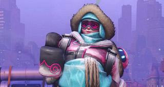 Skin Mei Abominable