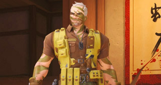 Skin Soldat 76 Commando