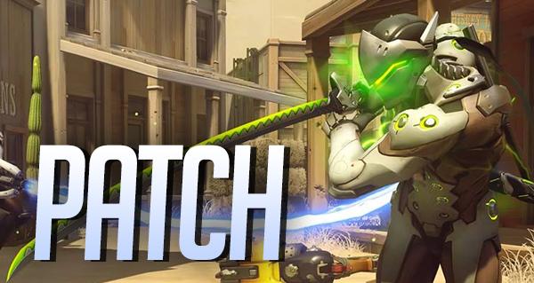 patch overwatch : ups et nerfs des heros