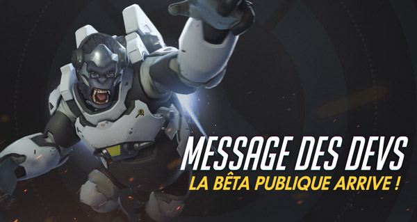 overwatch : la beta publique du 5 au 9 mai