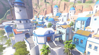 Map Ilios Overwatch