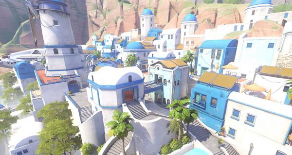 patch overwatch : map ilios, skins legendaires, equilibrage des heros