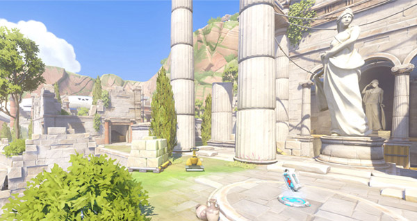 patch : corrections de bugs mineurs sur overwatch