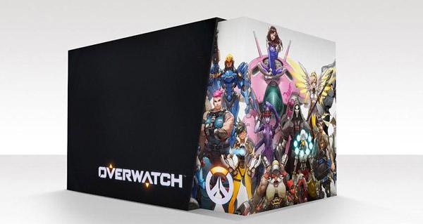 collector overwatch : le visuel du contenu est desormais disponible