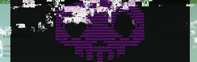 Le site de Lumérico a été piraté