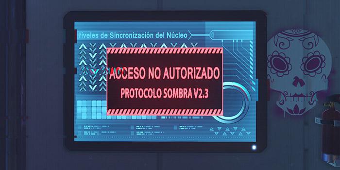 Le protocole Sombra est activé