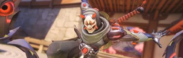 Nouveau skin pour Genji en jouant avec des amis à Heroes of the Storm