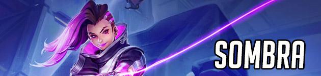 Fiche héros Overwatch : Sombra