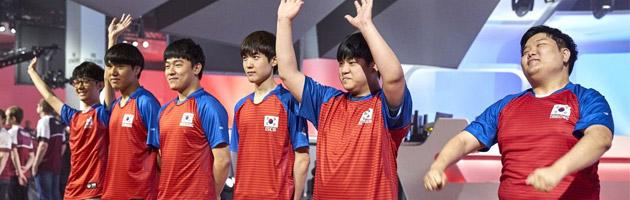 La Corée du sud remporte la première coupe du monde Overwatch