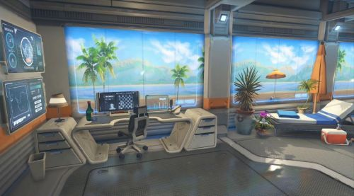 Image de Map Oasis Overwatch
