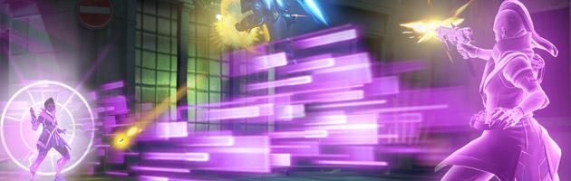 Le transducteur permet à Sombra de se téléporter instantanément